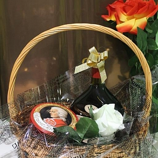Подаръчна кошница VSOP
