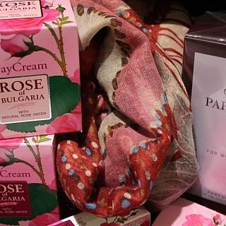 Подаръчен комплект Роза-Парфен