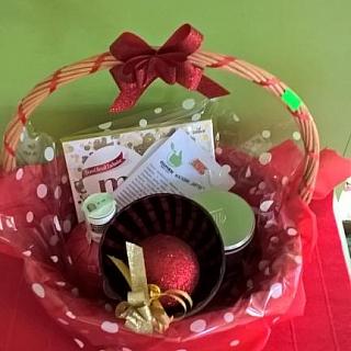 Подаръчна кошница Моцарт