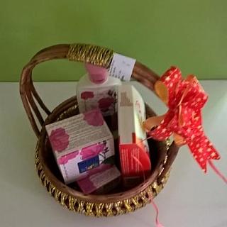 Подаръчна кошница Роза детска