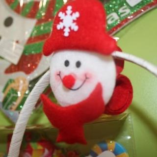 Коледна гривна