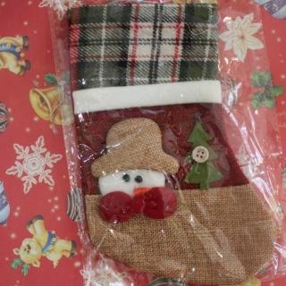 Коледен ботуш за подаръци