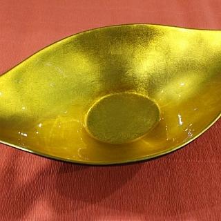 Ръчно изработена  купа- ФРУКТИЕРА  /34 x 18 x 8/ cm