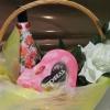 Подаръчна кошница Бели Рози